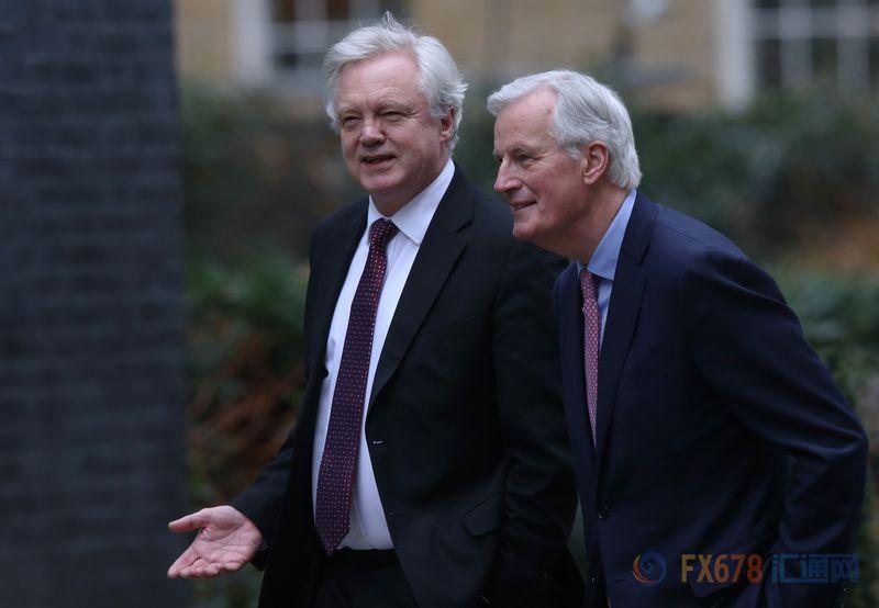 英国脱欧谈判沦为持久战 达成协议期限恐延至2019年