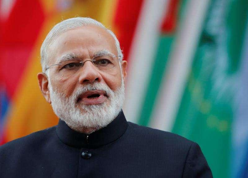 印度总理莫迪或再访我藏南 印媒:对中国释放强硬信息