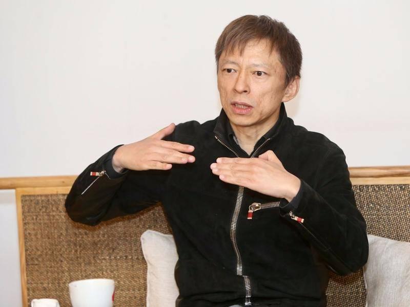 张朝阳:重新发明自己