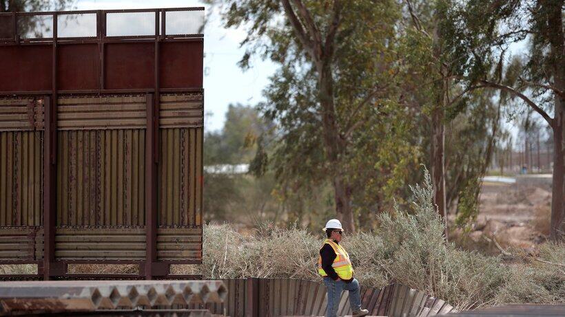 美法院驳回加州反修隔离墙上诉 外媒:特