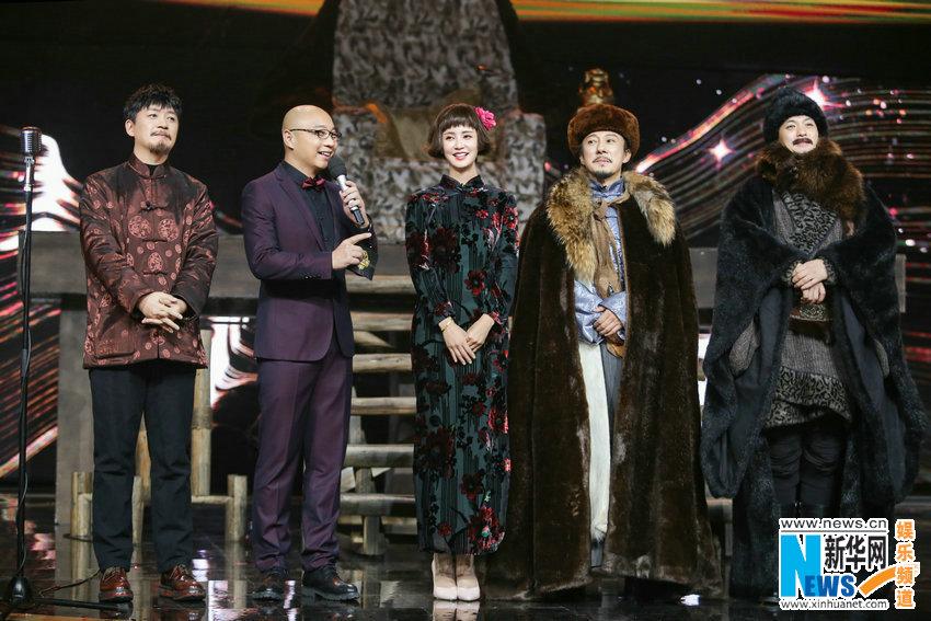张歆艺挑战蒋欣配音《甄嬛传》 现场观众:华妃来了