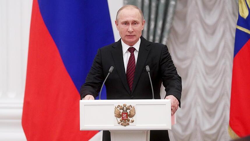 俄媒:普京或将于2月6日发表国情咨文