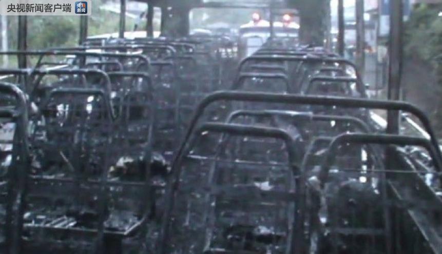 斯里兰卡一辆客车发生爆炸 19人受伤(图)