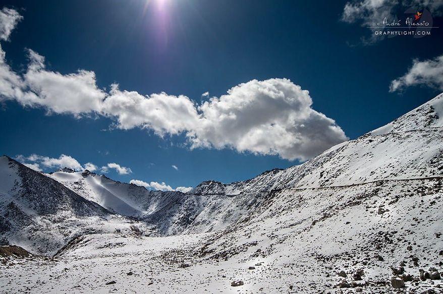 ▲克什米尔地区雪山(全球摄影网)