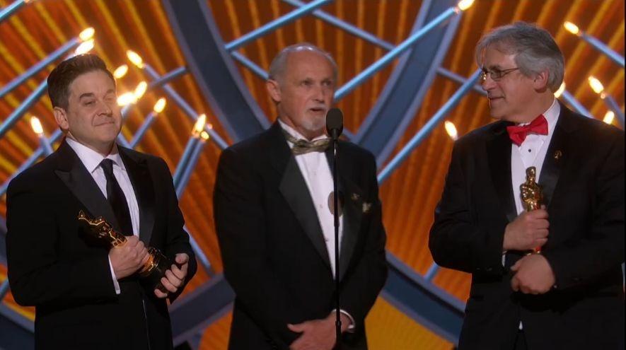 奥斯卡落幕!《水形》成最大赢家 奥德曼最佳男
