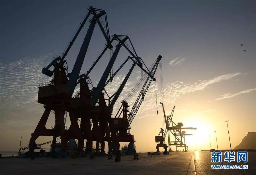 ▲资料图片:巴基斯坦瓜达尔港