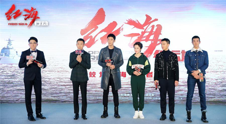 《红海行动》导演林超贤:真正的现代战争题材大片