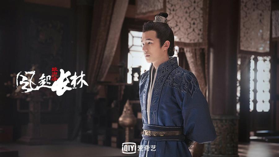 《琅琊榜2》刘昊然成长为少年将军 肩负重任霸气抗旨