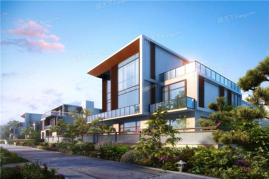 现代轻奢别墅建筑