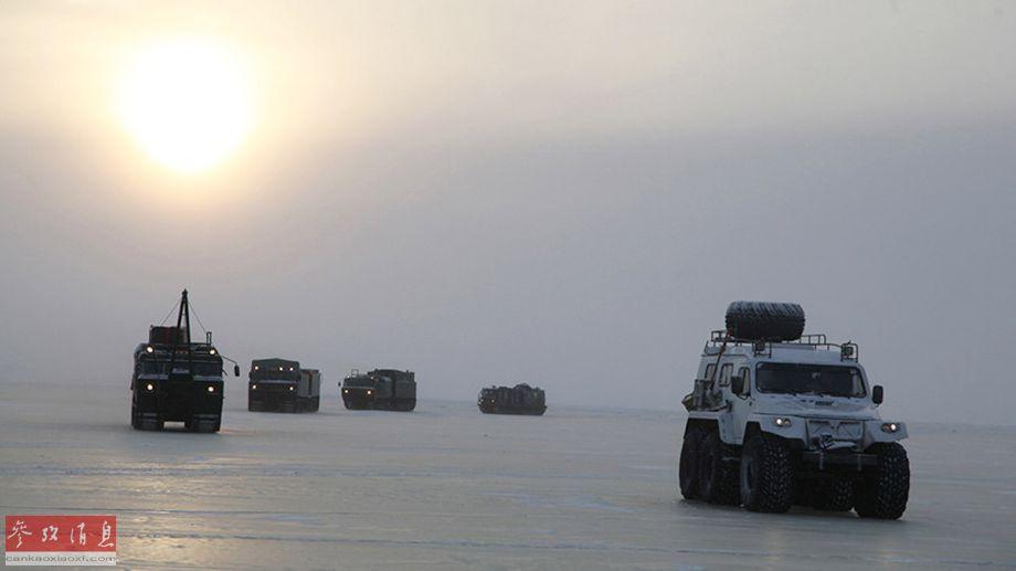 与俄罗斯竞逐北极?美舰船扩大在北冰洋活动
