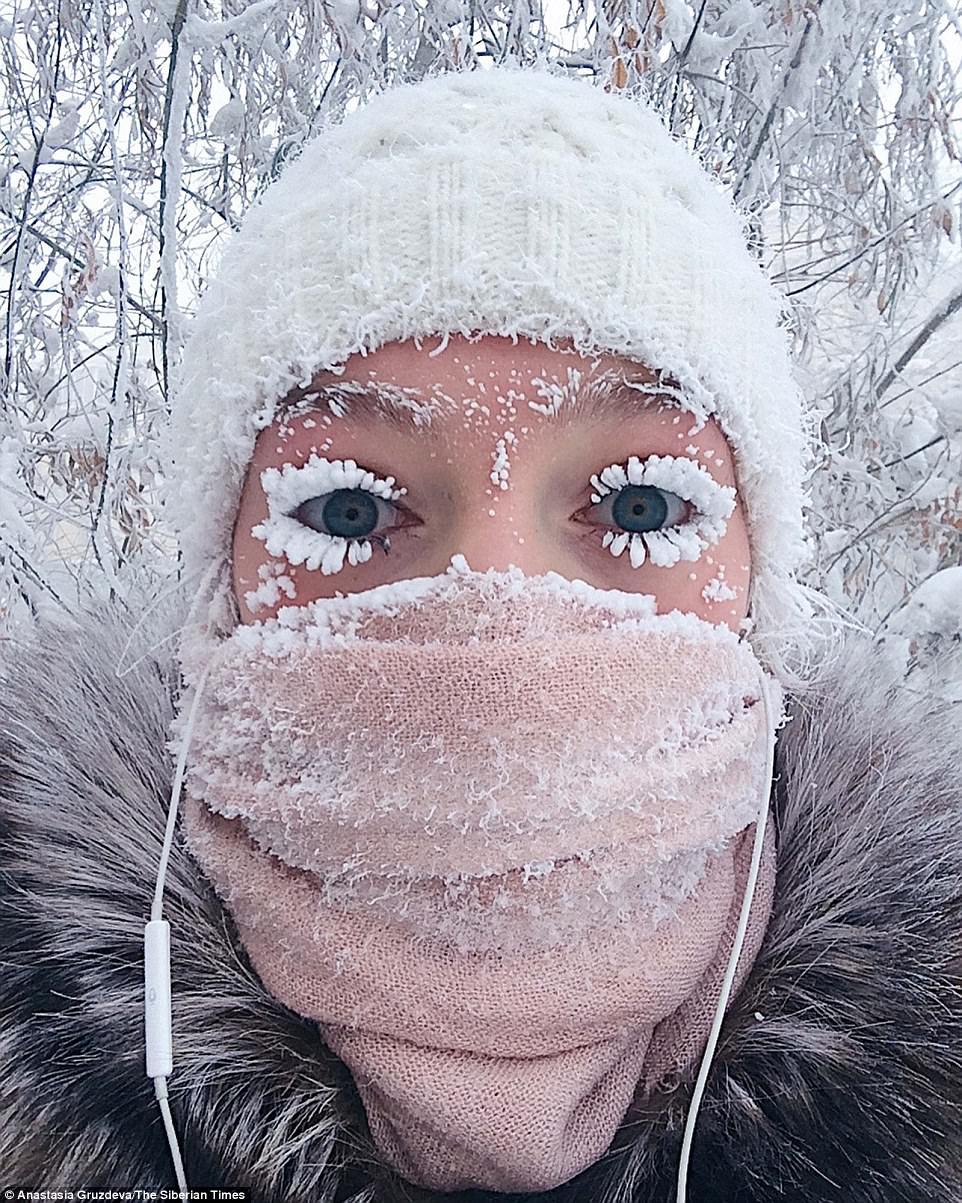 """零下62度!全球最冷村落""""奥伊米亚康""""如何生活"""