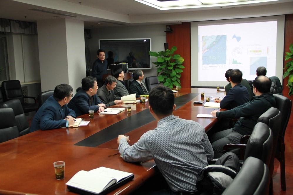 地震预测研究所与中国地震台网中心开展联合会商
