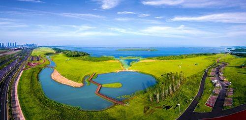 巢湖半岛国家级湿地公园已通过公示,试点建设期5年.