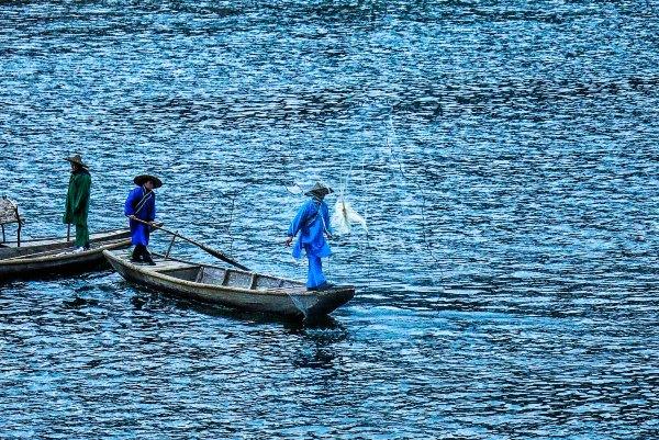 新安渔风千古情