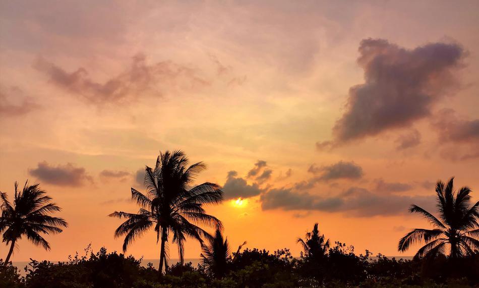 度假胜地 色彩斑斓的巴厘岛