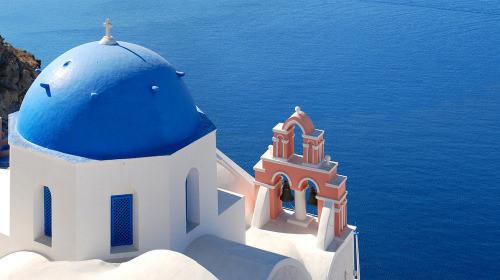 安静的蓝,美丽的海