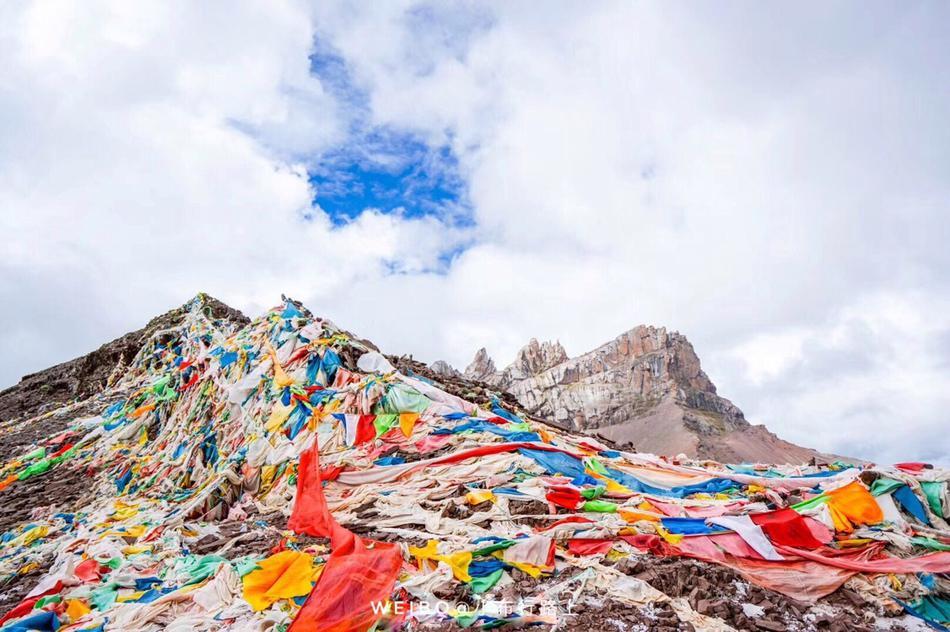尕朵觉悟,徒步藏传佛教最神秘的神山