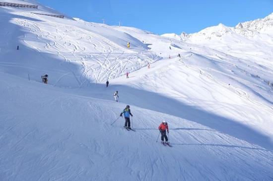 奥地利:探秘世界最牛的滑雪王国