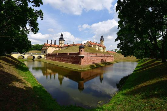 如此童话般的城堡要塞 二战期间竟是犹太监禁营