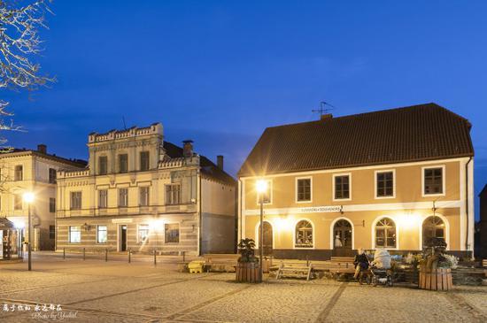 拉脱维亚 在童话古堡里寻找中世纪遗梦