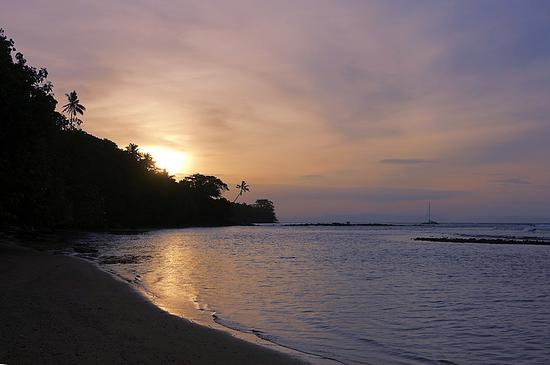 斐济,感受世界上第一缕阳