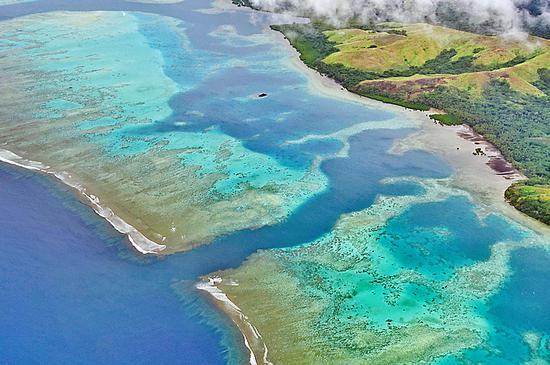 斐济,世界上第一缕阳光