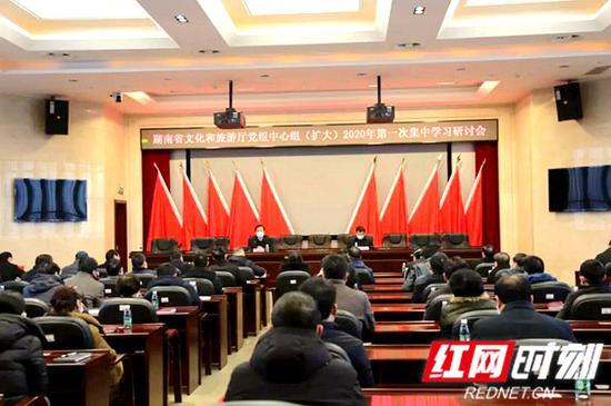 湖南省文化和旅游厅:坚持疫情防控和文旅发展