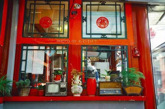 谁说好看不能当饭吃 北京这些与花有关网红小店你去过哪个