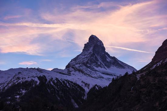 它是瑞士的山王,没见过它不能说你到过瑞士
