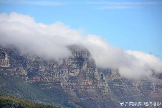 南非开普敦,一座梦幻的非洲海角之城
