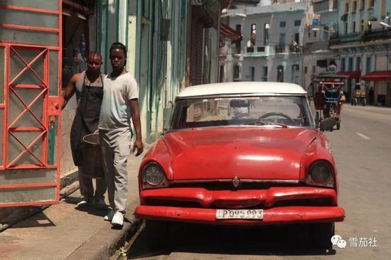 古巴贫与富:剥落的乌托邦 让人又爱又恨