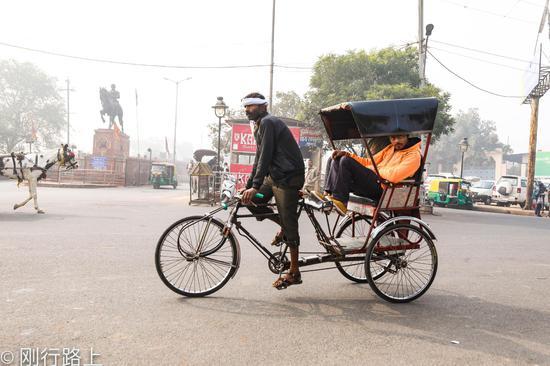 去印度旅行如果不体验一下邮局 怎能算是真正的印度生活