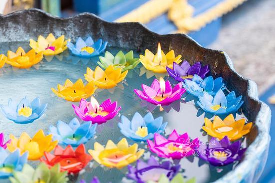 清迈蓝庙与清莱蓝庙,分不清的名字,分得清的美