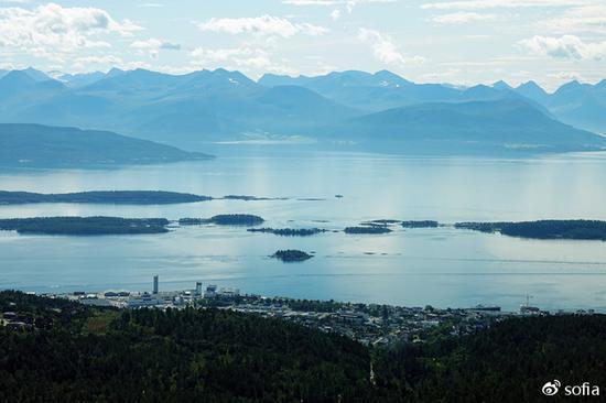 冷艳挪威,气温十八度以下的夏天