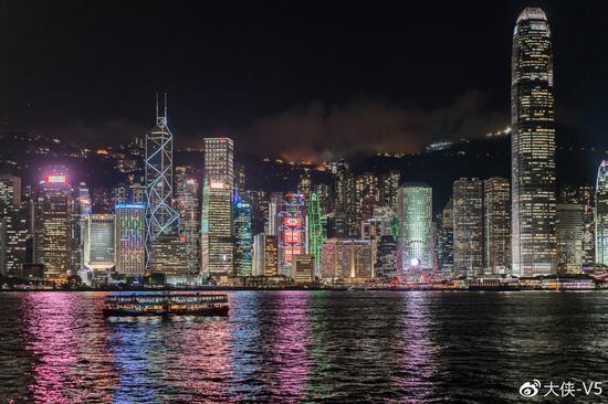 15个火爆INS的香港网红拍照圣地,去过10个你就是网红了!