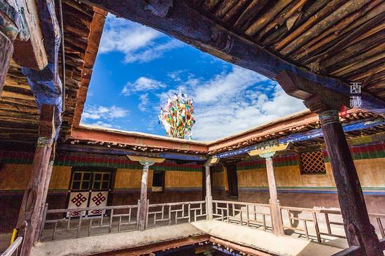 西藏唯一保存完整的土豪贵族庄园