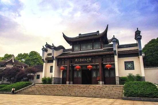 刘少奇同志故居及纪念馆
