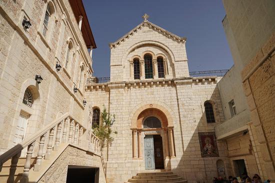 上帝若有十分美  有九分都留给了耶路撒冷