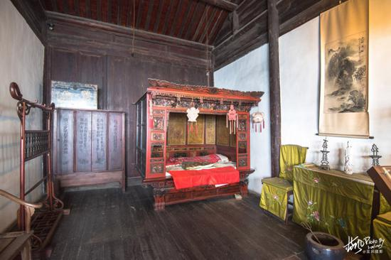 历经12年精心打造的这座豪宅极其奢华 被称江南大宅门