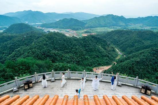 赣州经济倒数的小县城 却有着令人惊艳的风景