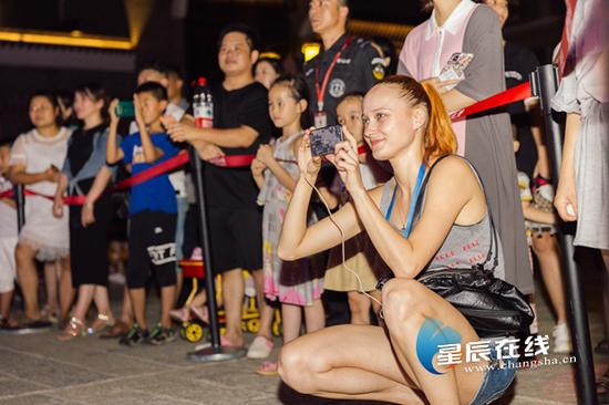 千年铜官窑向市民以及中外游客展示着多元的湖湘文化特色。
