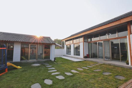 人均100+可以包下一整个院子的京郊高端民宿