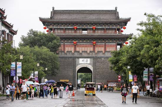 """滦州古城,皮影之都,超高颜值迷倒万千游客,堪称""""北方小江南"""""""