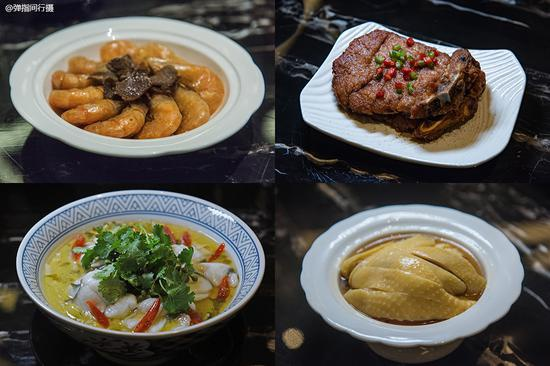 重游澳门,探寻奢华地标里的美食盛宴