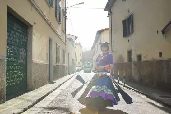 在艺术气息的意大利 我想讲一个和生命有关的故事