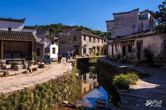 走进安徽 探访泾县的千年村落查济古镇