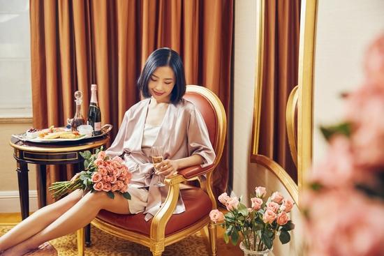 北京瑞吉酒店推出甜蜜婚尚及七夕节情侣体验
