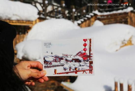 三月去雪乡,最美最舒适最便宜的时节