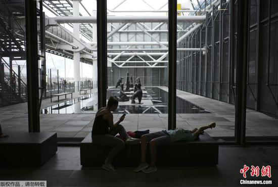巴黎地标蓬皮杜中心将于2023年关闭 翻修四年