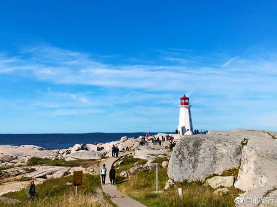 佩姬湾(Peggy's Cove)